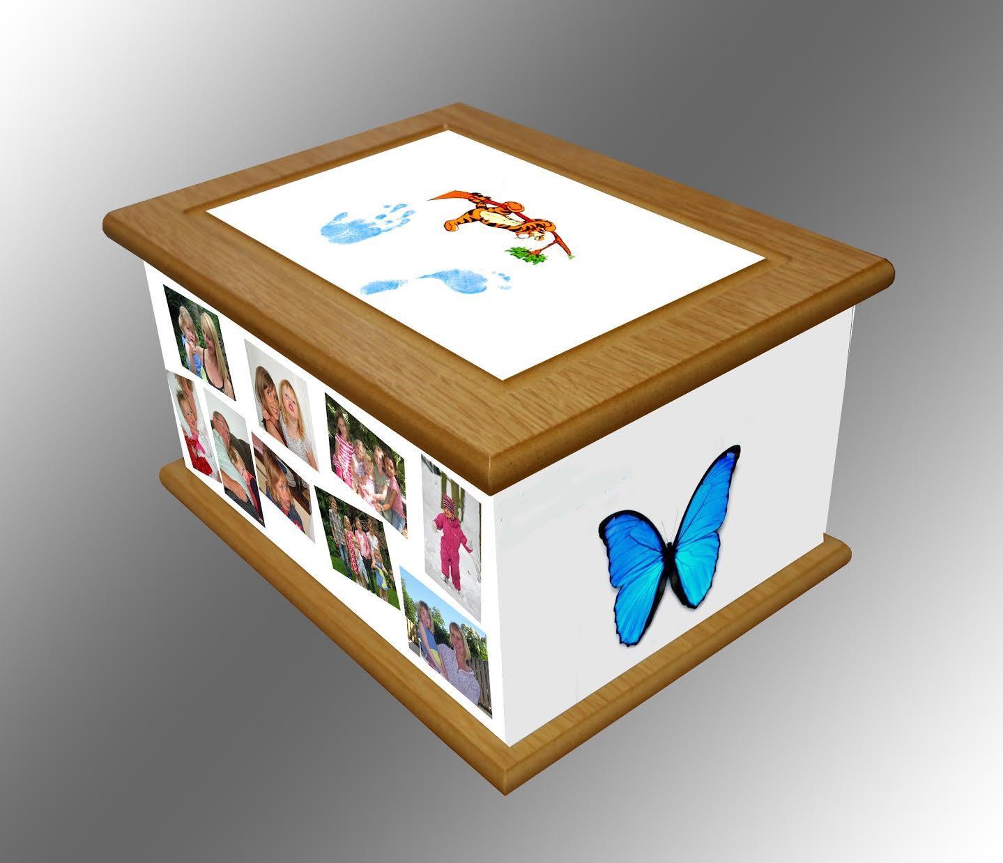 Bespoke Memory box 21