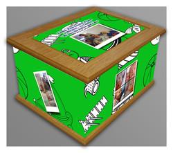 Bespoke Memory box 12