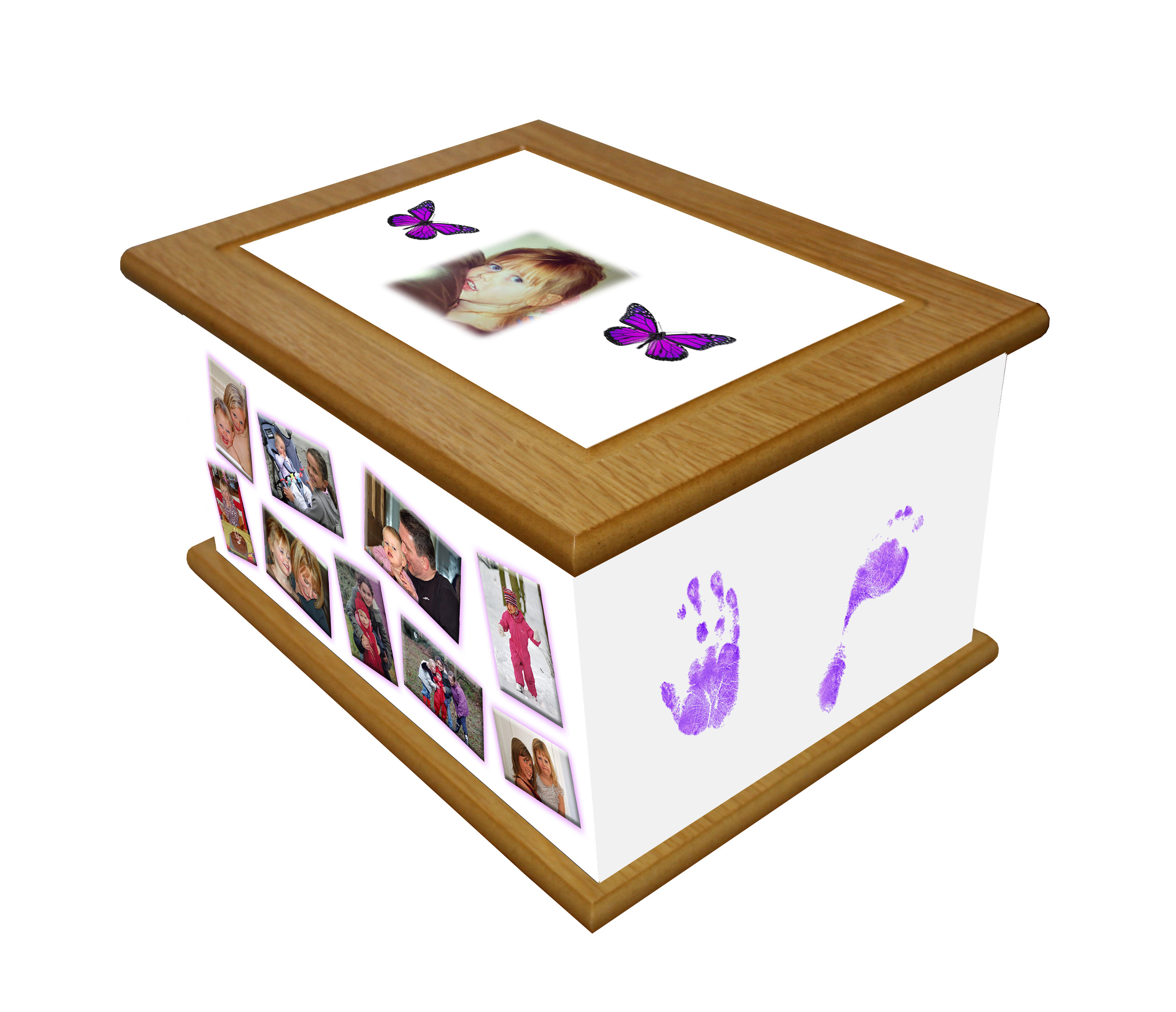 Bespoke Memory box 22