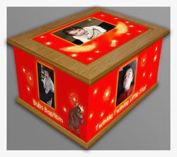 Bespoke Memory box 10