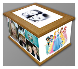 Bespoke Memory box 11