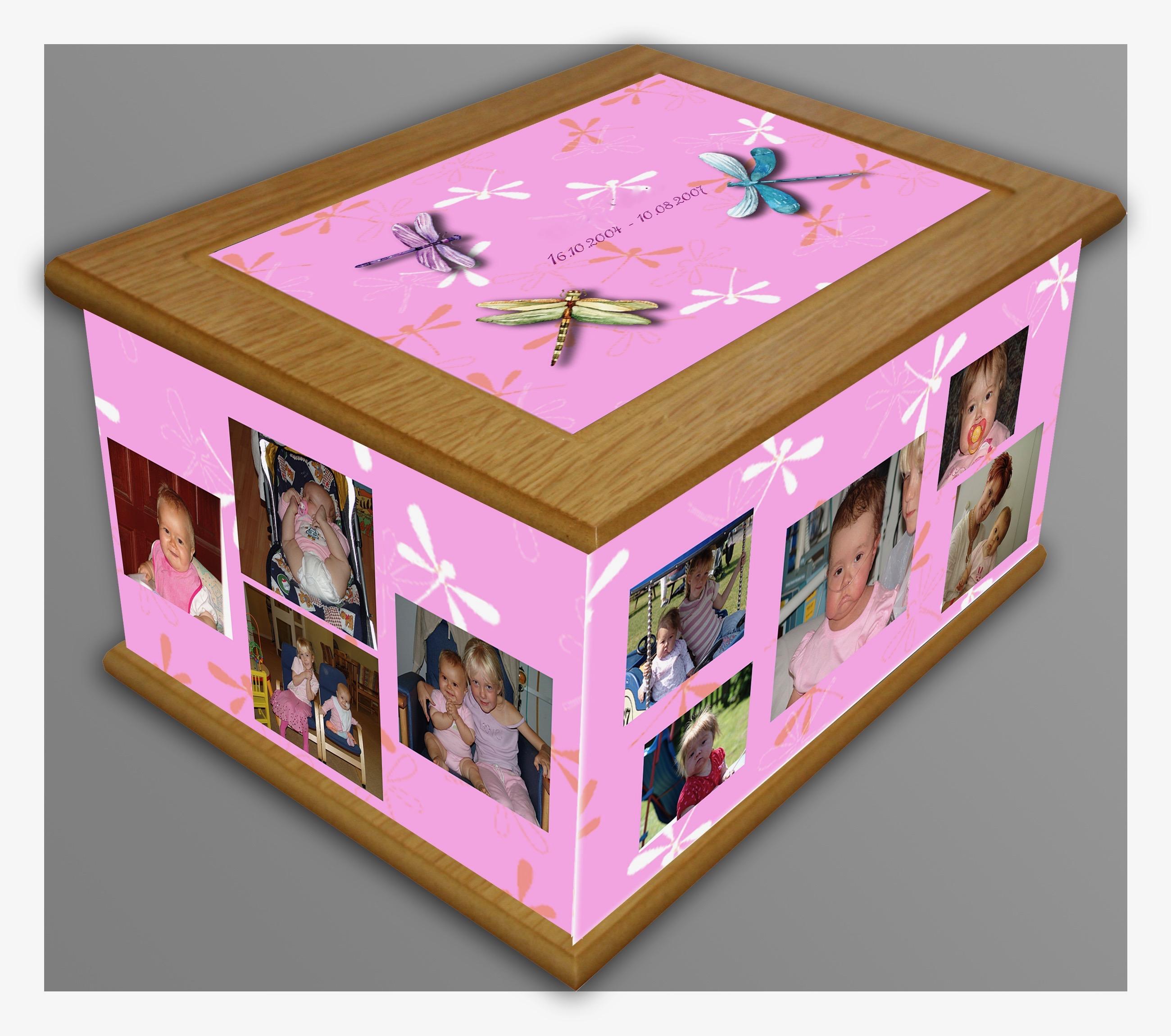 Bespoke Memory box 6