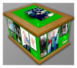 Bespoke memory box 4