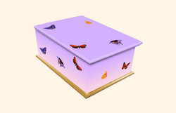 Butterfly Song 3D