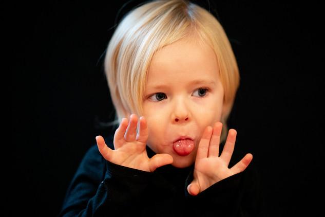 Bold Kids Photography