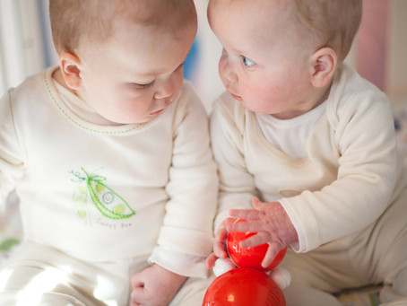 The Magic Connection of Twins