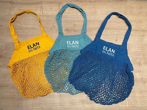 ELAN - Netbag Organic Cotton by Tingti