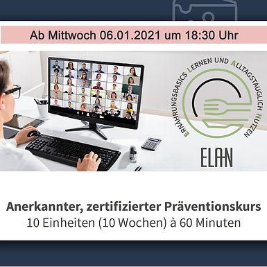 """ELAN """"online"""" 3"""