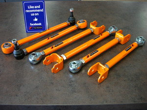 Topspeed Pro 1 Rear Linkages for MR-S