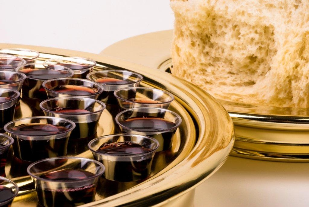 Join us for Communion 1st Sunday's