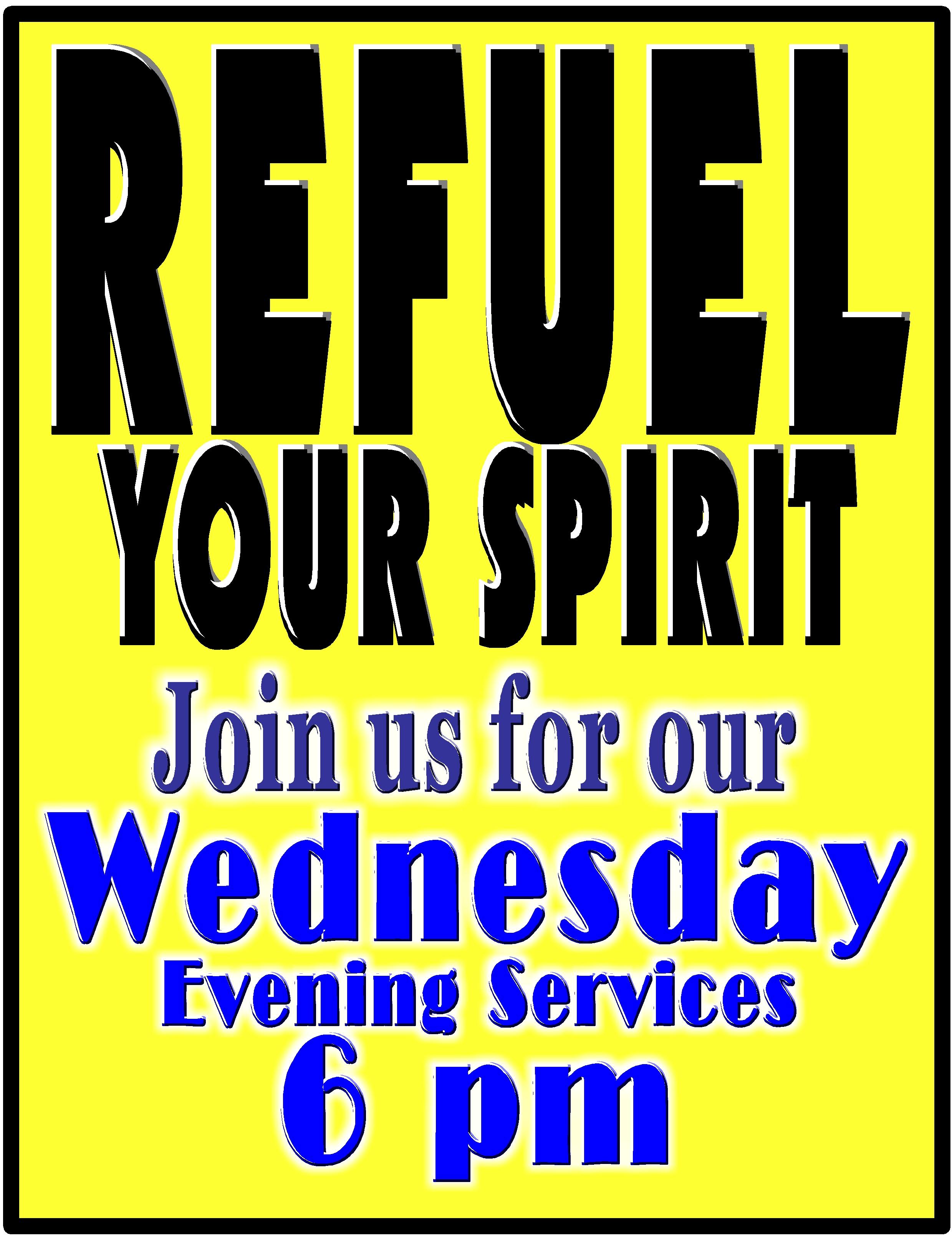 Fuel Up Your Spirit