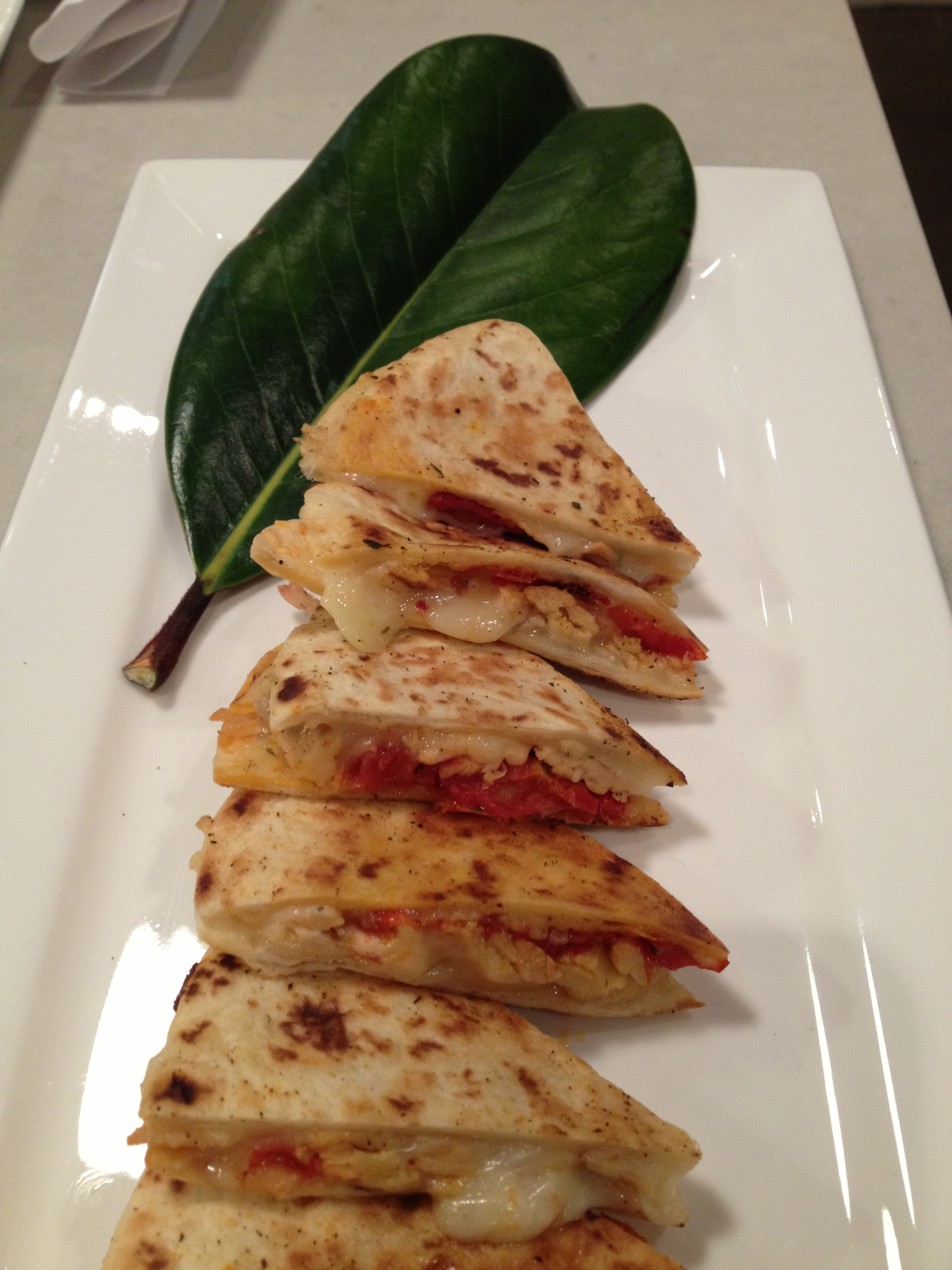 Quesadilla- What a Dish Catering