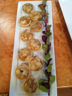 Pear gorgonzola tart -What a Dish Ca