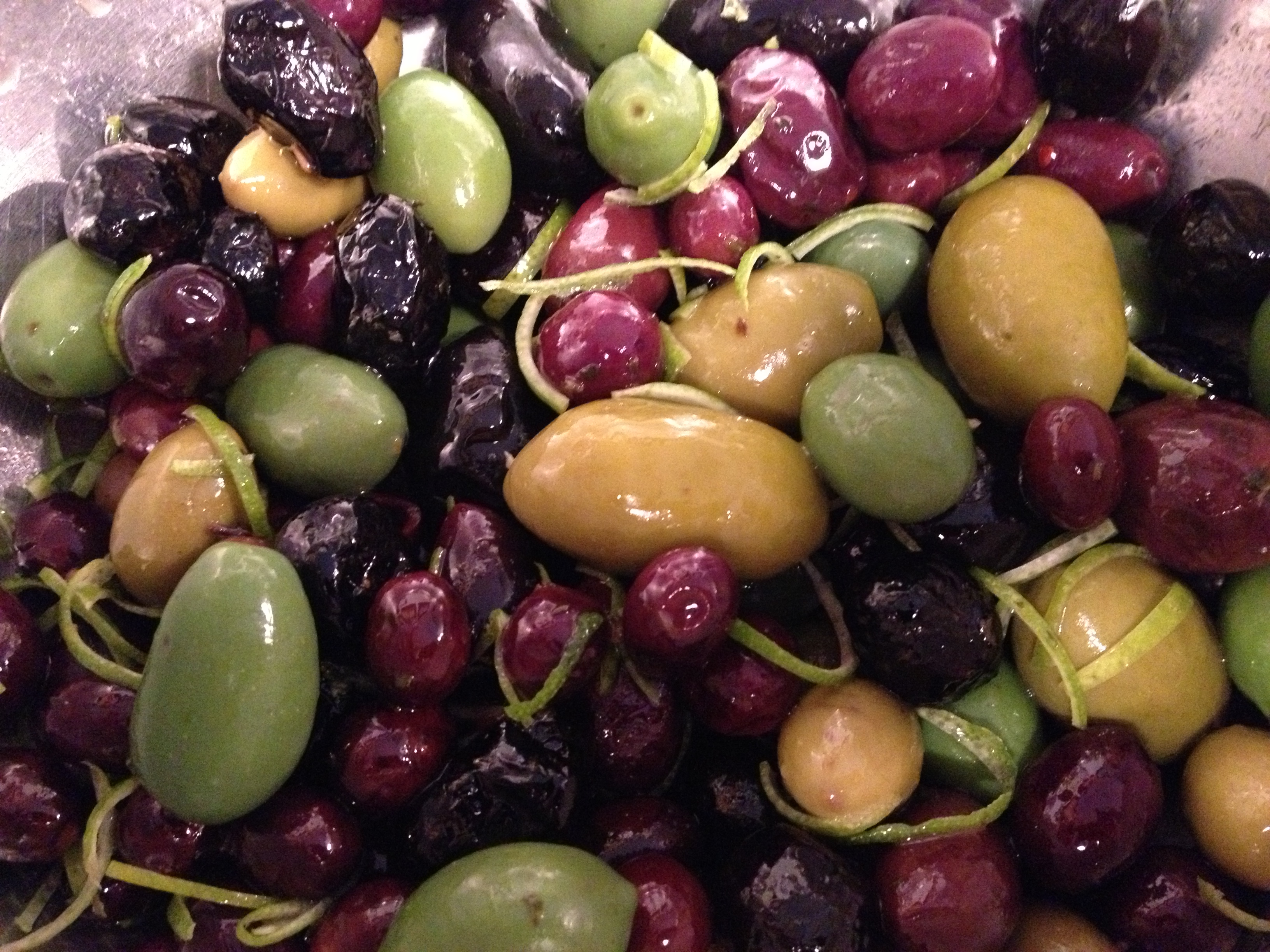Olives -What a Dish Catering