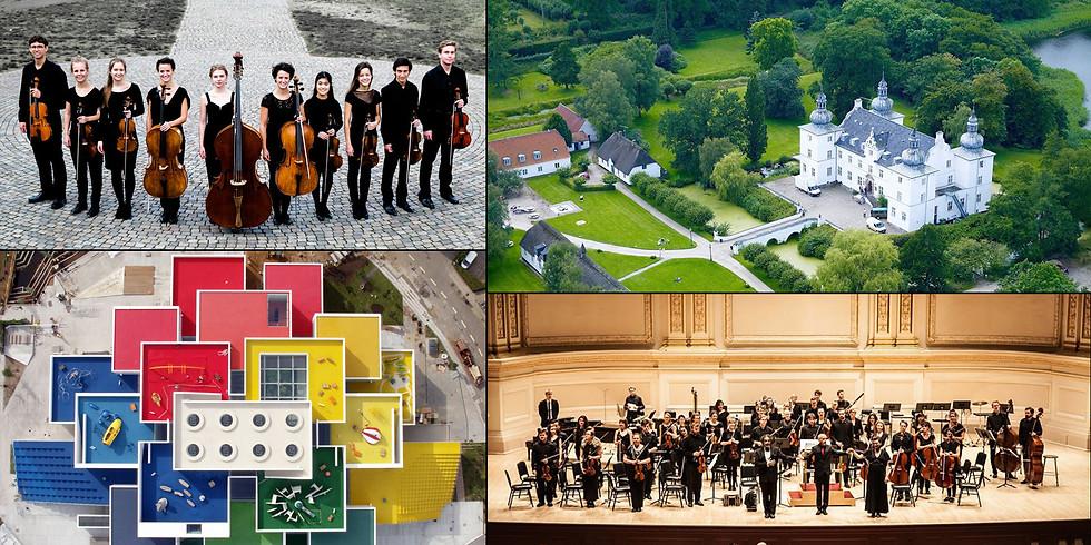 Beethoven, Bas og Balkan