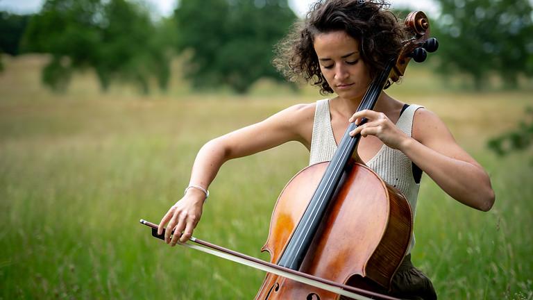 Cello, Sorg og Sang