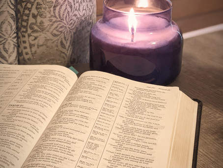 a slow journey through lent: day 14