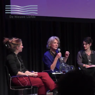 Lezing en panel 'Why climate change produces apathy'