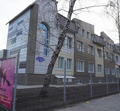 Новый город здание на Новосондецком бульваре
