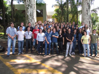 Ex integrantes do GFMO iniciam processo de tutoria dos atuais integrantes do grupo