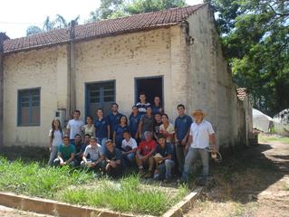 Nova Sede GFMO/AEI-GFMO na Fazenda Areão
