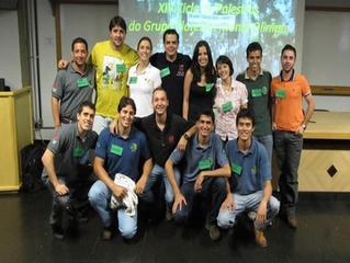 XIV Ciclo de palestras GFMO - Participação ativa dos integrantes da AEI