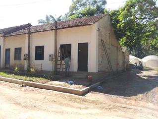 Concluída 1ª fase da nova sede do GFMO e AEI-GFMO na Fazenda Areão