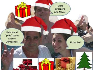 A todos um Feliz Natal e próspero Ano Novo! São os votos da AEI-GFMO