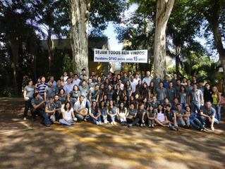 Comemoração de 15 anos do GFMO conta com a presença de mais de 80 participantes