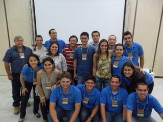 AEI-GFMO se encontra na IUFRO 2011