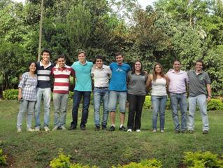 Integrantes da AEI se encontram no Ciclo de Palestras do GFMO