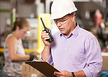Two Way Radios for Business and Industry