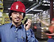 Warehouse & Distribution Two-way Radio Solutions