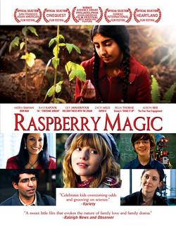 Raspberry Magic Movie Poster