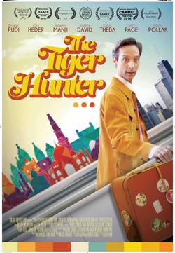 The Tiger Hunter Poster