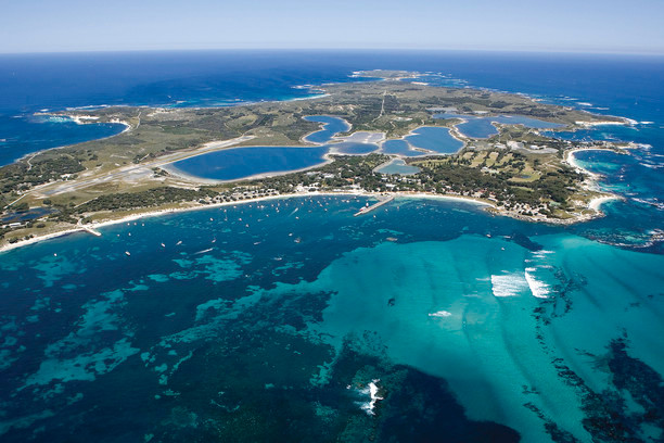 Destination Rottnest! Image courtesy of the Rottnest Island Authority