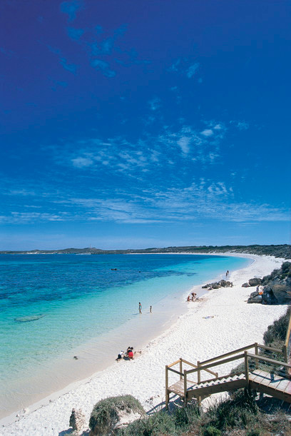 Swim 9, Salmon bay. Image supplied by Tourism WA