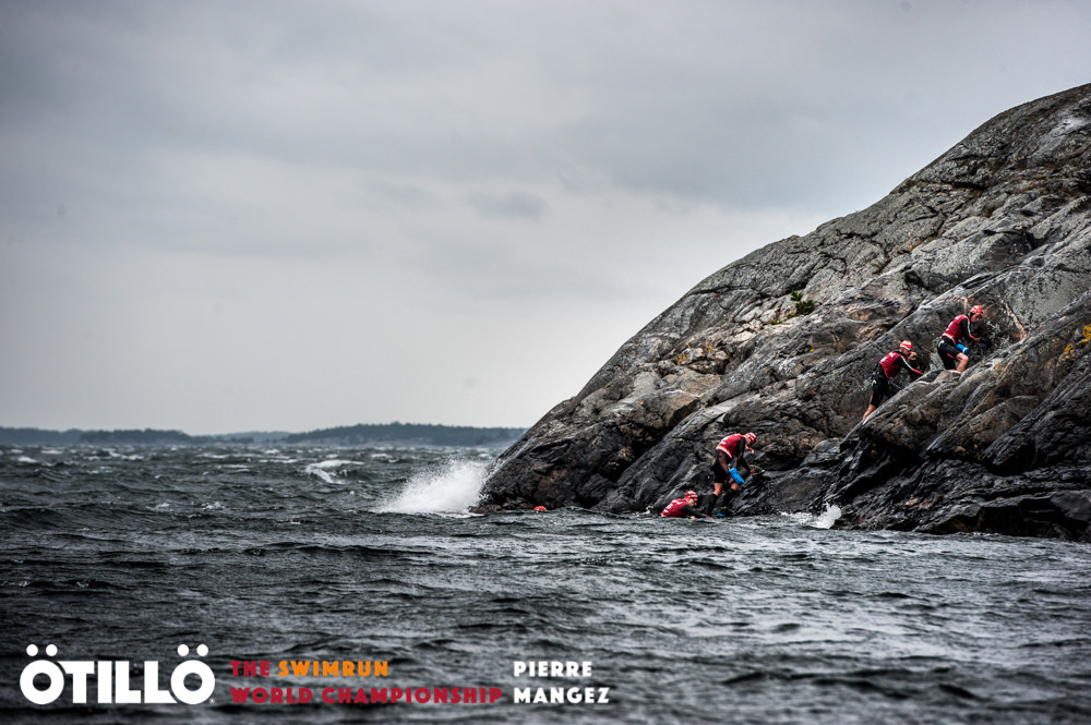 Otillo Swimrun World Championship - We chat with Paul Newsome on how t