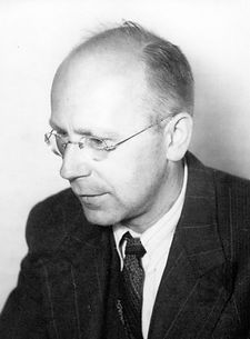 Komponist Hermann Meier 1945