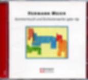 Kammermusik und Orchesterwerke 1960 - 69.  Basel Sinfonietta. Ltg. Jürg Henneberger  Ensemble Neue Horizonte Bern. Ltg. Urs Peter Schneider  Musiques Suisses. Publiziert 2010.