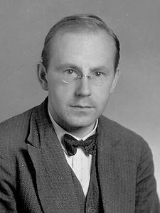 Komponist Hermann Meier 1932
