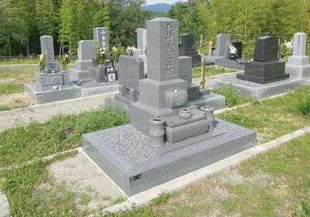 和墓 完成写真