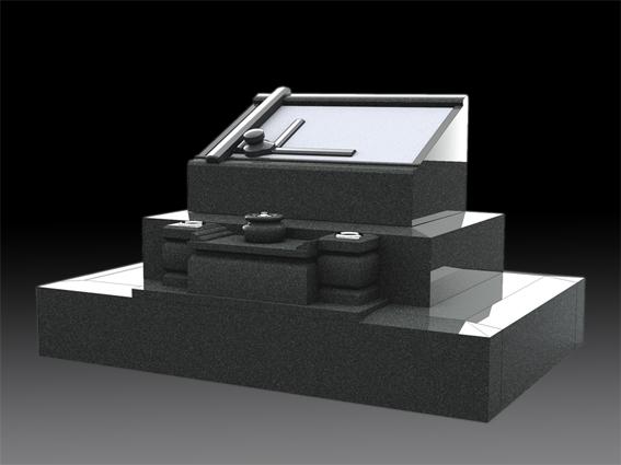 デザイン墓 ⑥