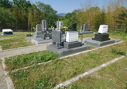 和墓 現場写真
