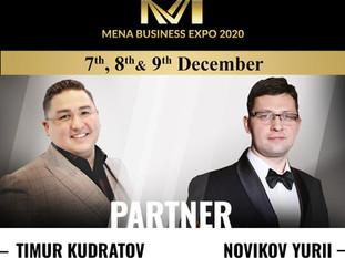 АВАРЕСТ - ОФИЦИАЛЬНЫЙ ПАРТНЕР MENA BUSINESS EXPO 2020