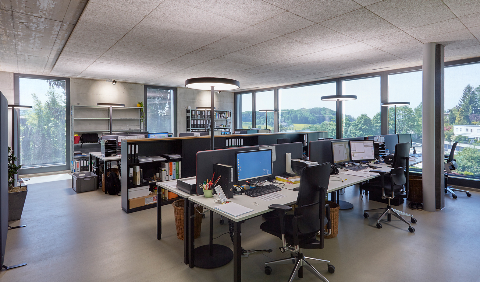 Bürozone 01
