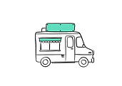 Siouplait crée des modules de commande en ligne pour foodtrucks