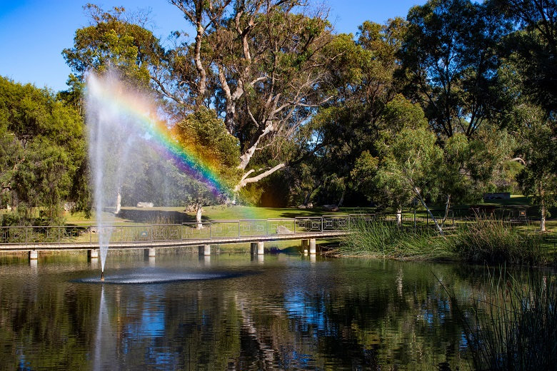 Pinnaroo Valley Memorial Park - Western Australia 05
