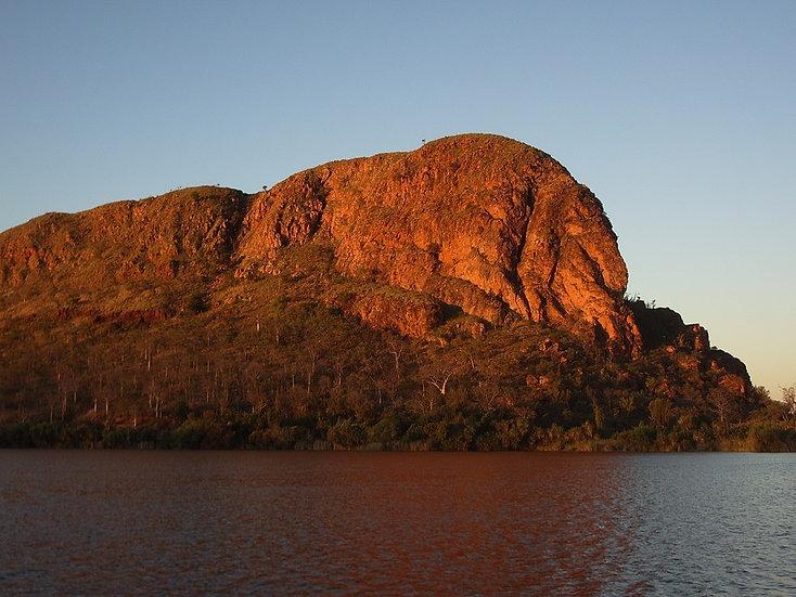 Elephant Rock - The Kimberleys 01