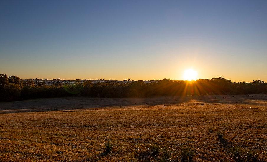 Sunrise - Western Australia